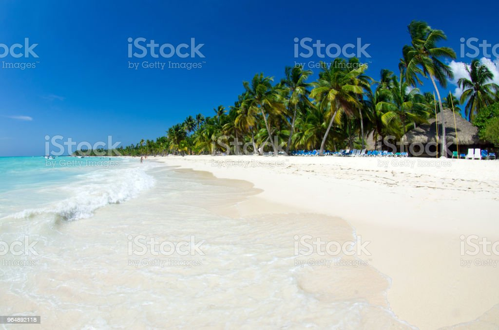 tropical sea - Royalty-free Beach Stock Photo