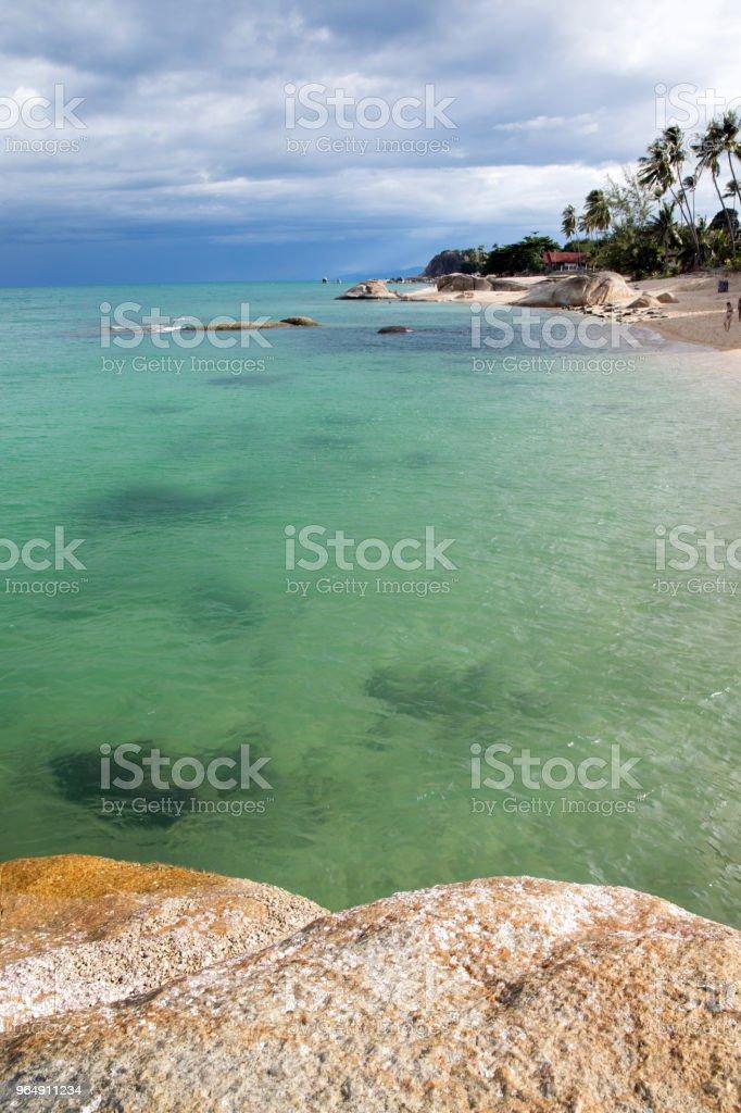 熱帶海 - 免版稅地勢景觀圖庫照片