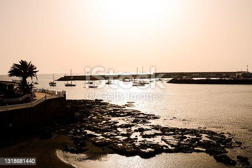 istock Tropical Sea Village 1318681440