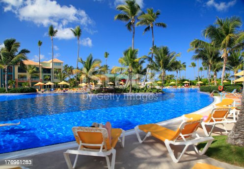 istock Tropical Swimming Pool (XXL) 176961283