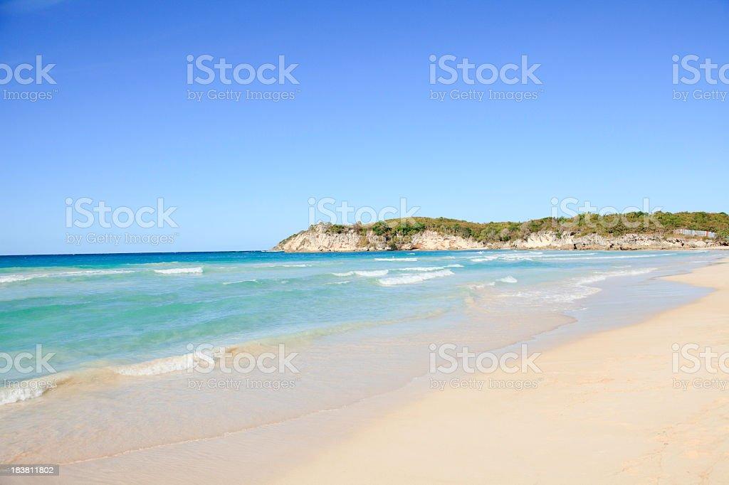 Tropical Vacancy - Beach royalty-free stock photo