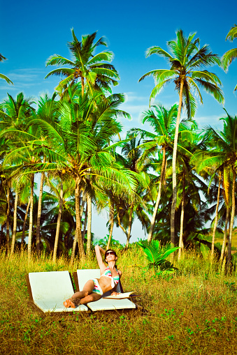 Tropical Vacation Stock Photo - Download Image Now