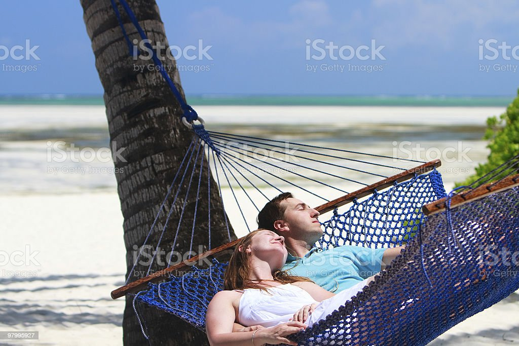 Tropical vacation royalty free stockfoto