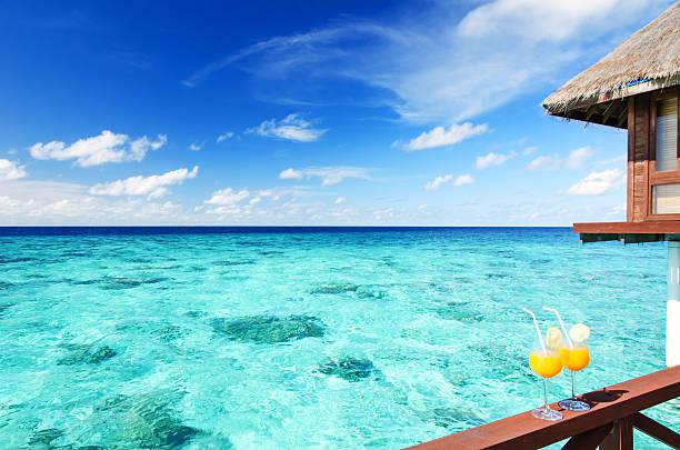 concept de vacances tropicales - Photo
