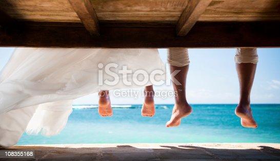istock tropical wedding 108355168