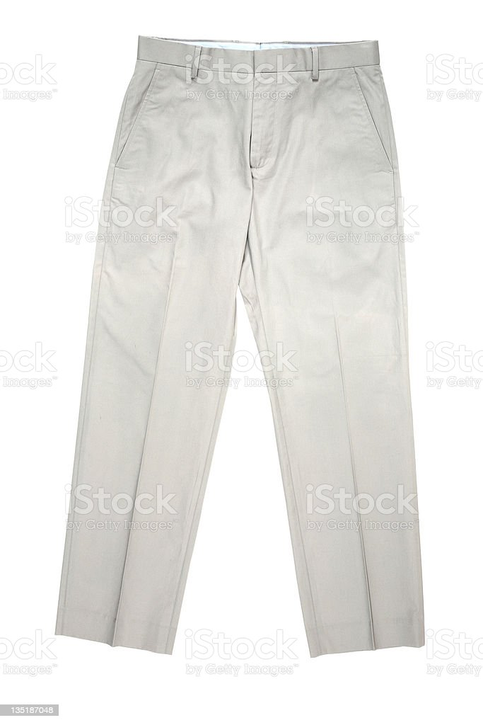 trouser stock photo