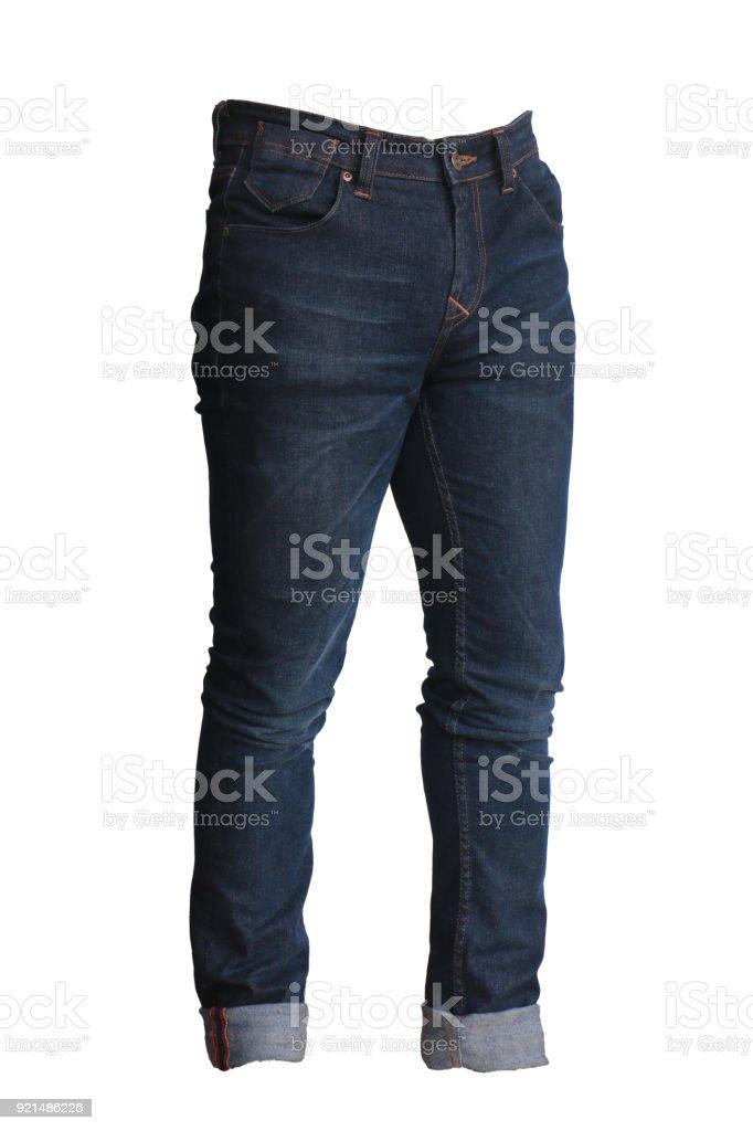 Hose blau Denim Herren jeans – Foto
