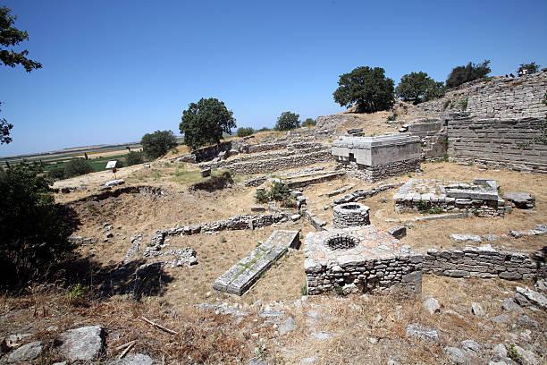 Troy archäologische Stätte-Schutzgebiet – Foto