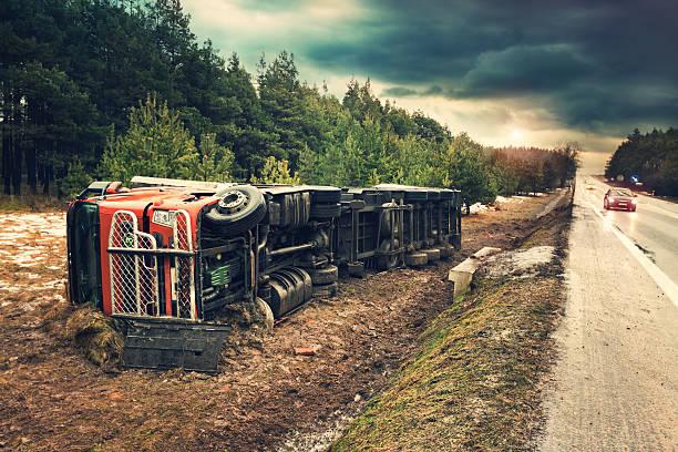 Truck Unfall – Foto