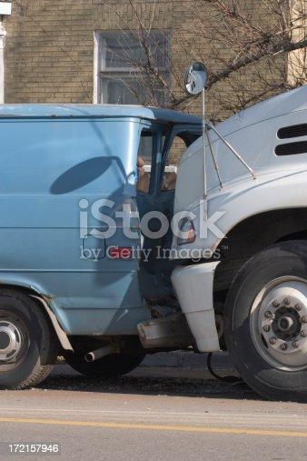 istock Truck Accident 172157946
