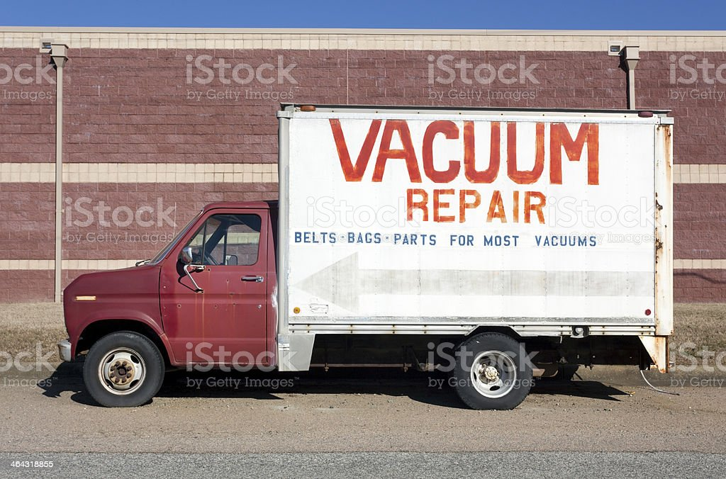Truck as Sign royalty-free stock photo