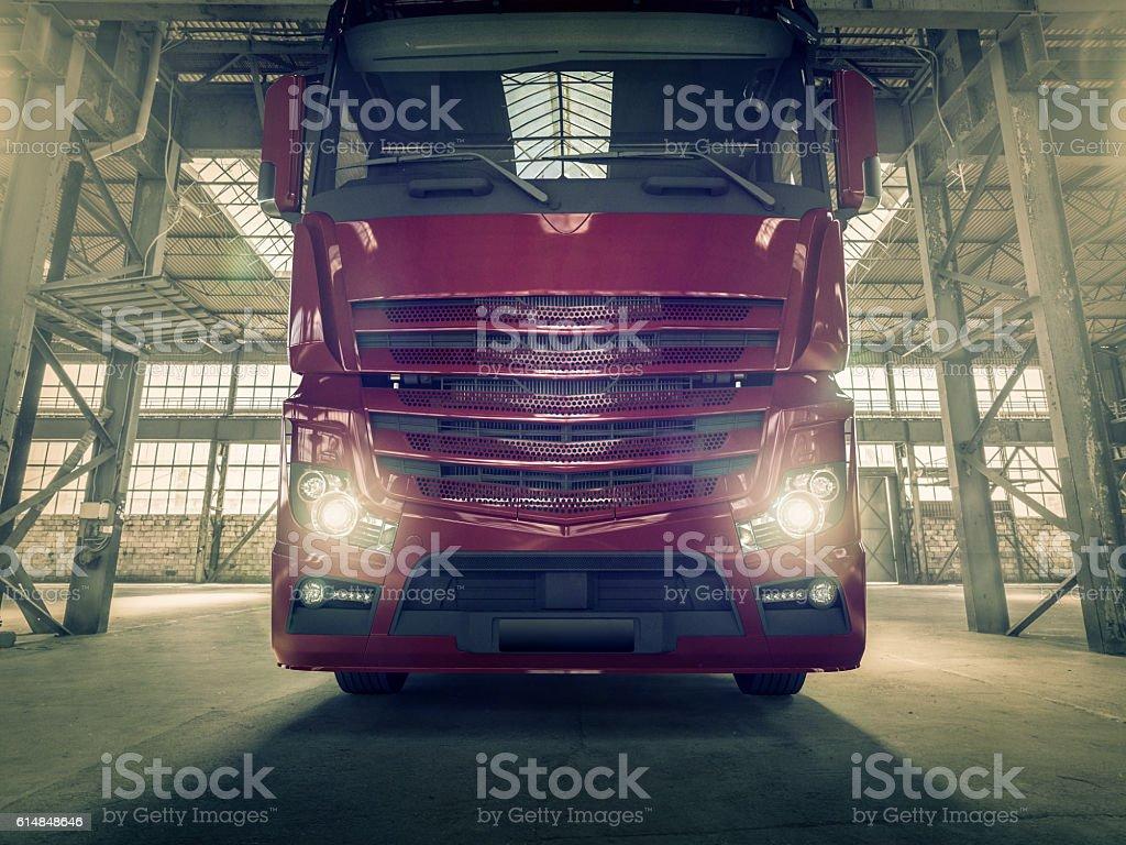 Truck Close-up – Foto