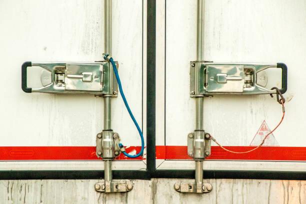 Truck Doors - foto stock