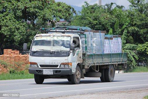 641289780 istock photo Truck of TBL 485273032