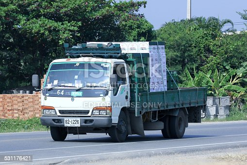 641289780 istock photo Truck of Thai Beverage Public Company Limited 531176421