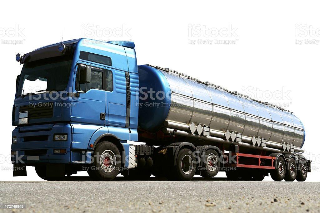 Truck royalty-free stock photo