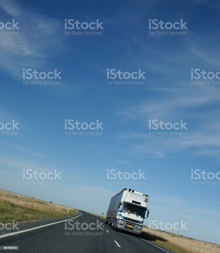 Camion foto stock royalty-free