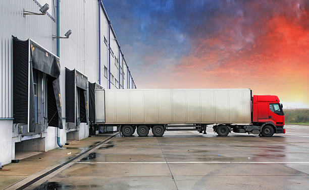 Truck, transportation Truck, transportation food warehouse stock pictures, royalty-free photos & images