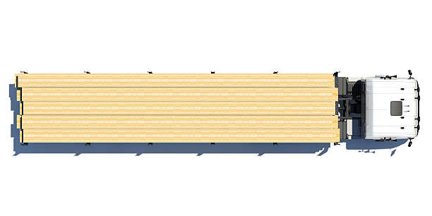 Royalty free truck top view pictures images and stock for 6 metre decking boards