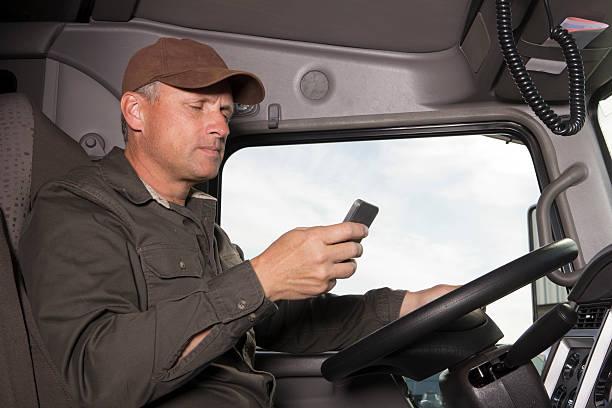 Trucker-SMS – Foto