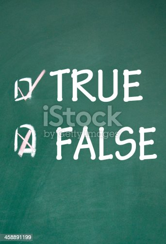 istock true and false choice 458891199