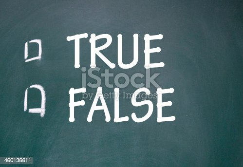 istock true and false choice 460136611