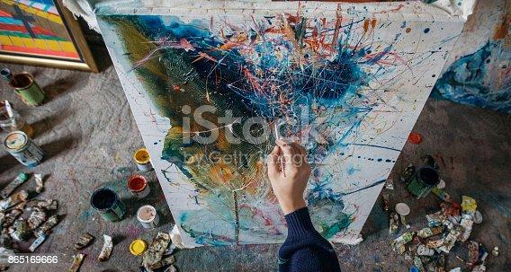 istock True artist 865169666