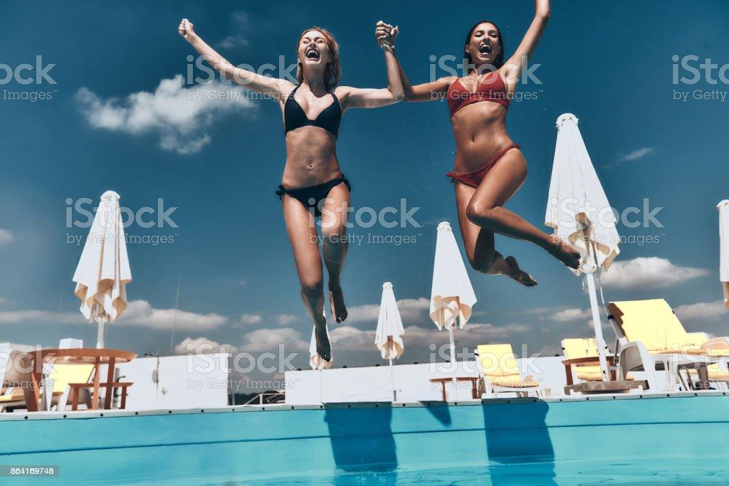 True joy. royalty-free stock photo