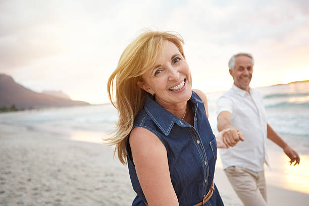true love keeps the heart young - close to stock photos and pictures