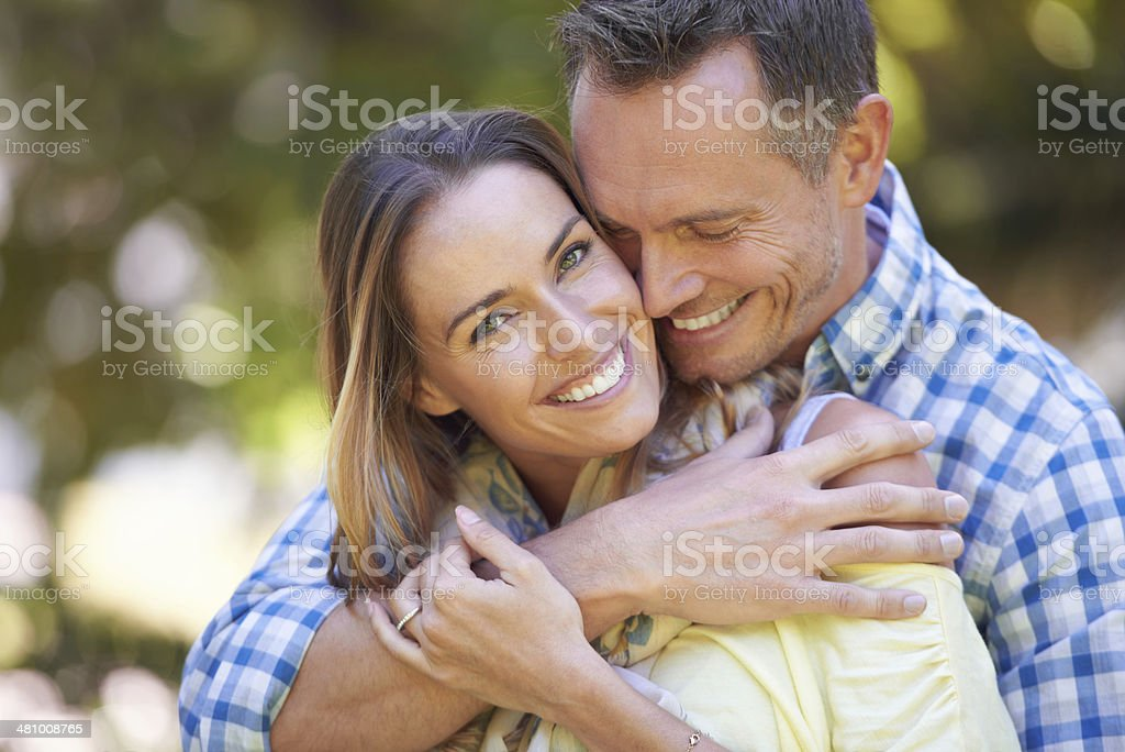 True love stock photo