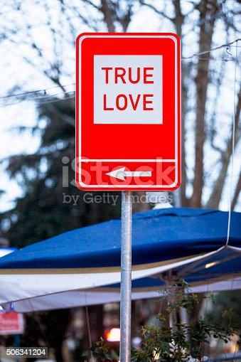 507397624 istock photo True Love with Valentine´s day Concept 506341204