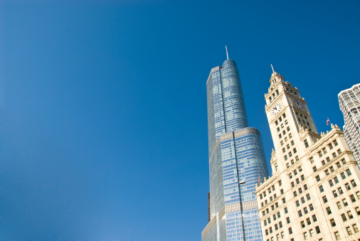 Trump International Hotel And Tower / Wrigley Building - Chicago