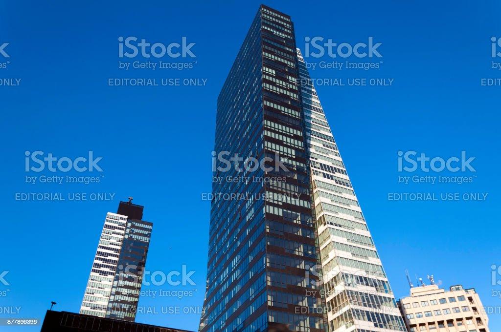 Central Europe Istanbul Marmara Trump Tower