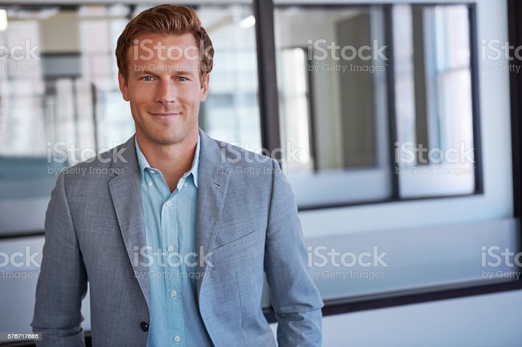 Trust me, I know what I'm doing stock photo