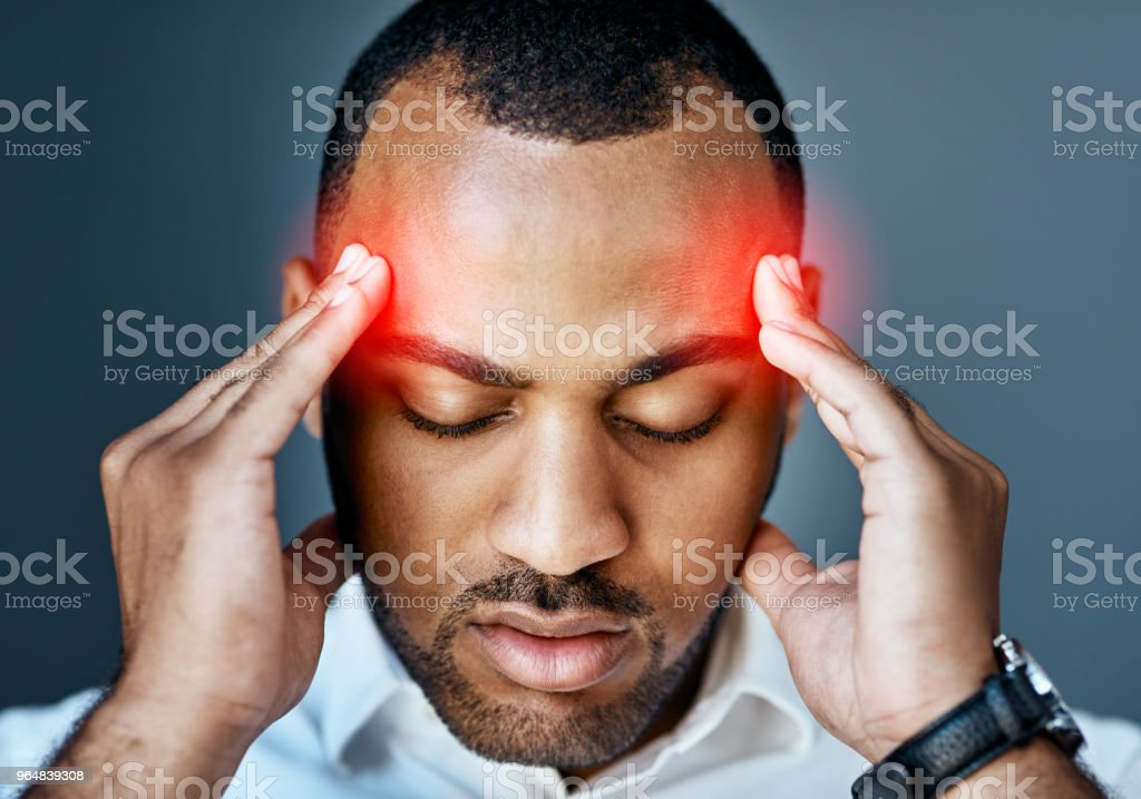 Try not to let the stress overpower your success royalty-free stock photo