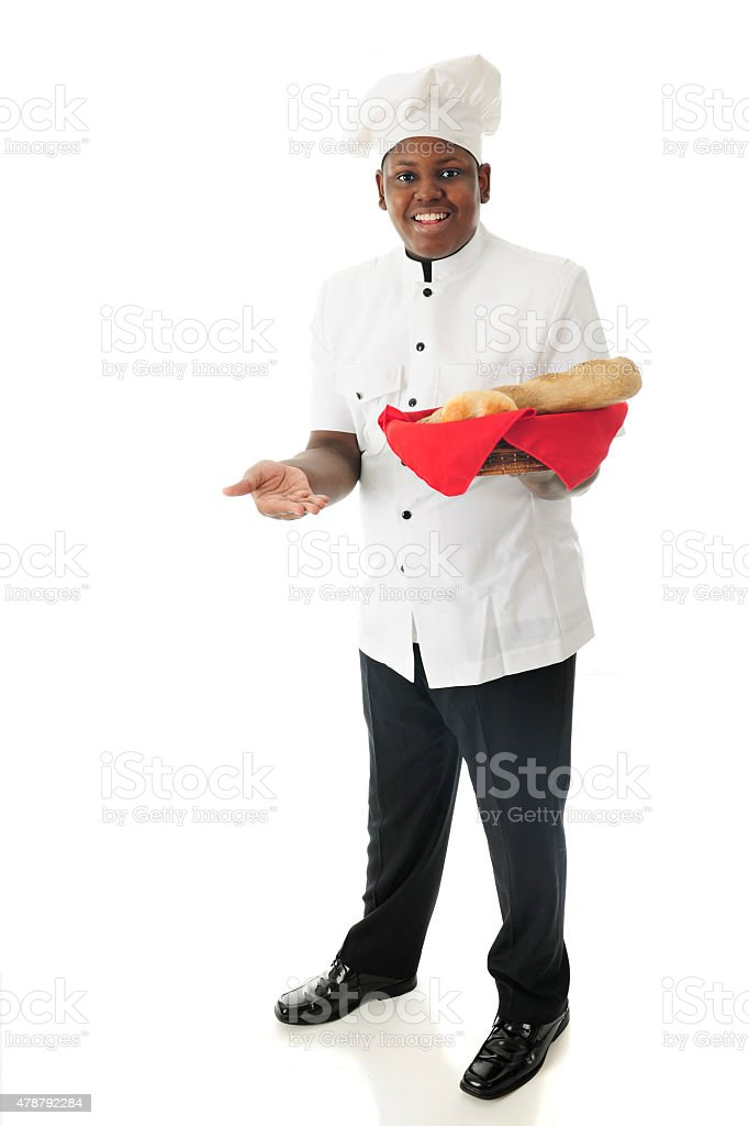 Try Some  Bread stock photo