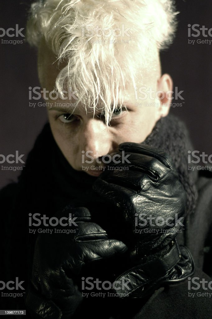 try to hide stock photo