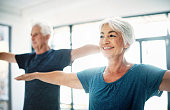 istock Try to maintain healthy fitness habits, no matter your age 690346862
