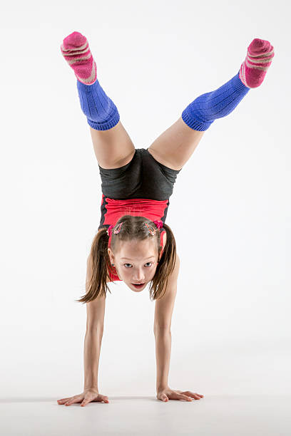 try to repeat - leotard stock pictures, royalty-free photos & images