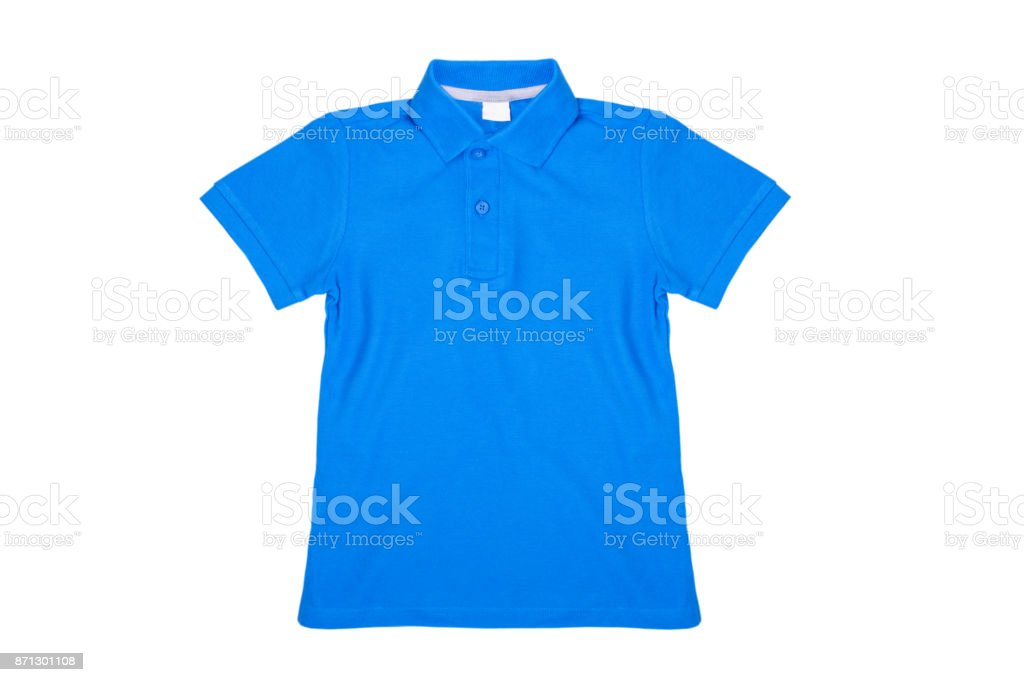 T-shirt isolated stock photo