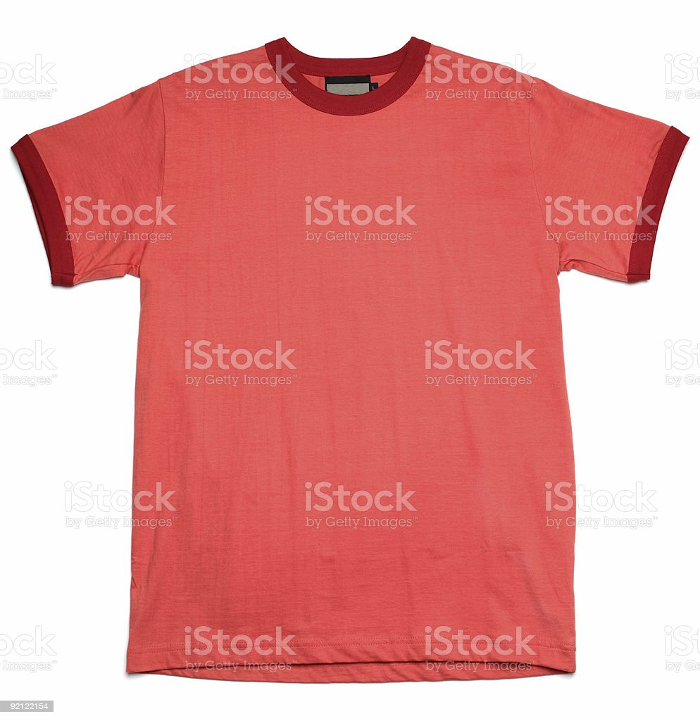 T-Shirt royalty-free stock photo