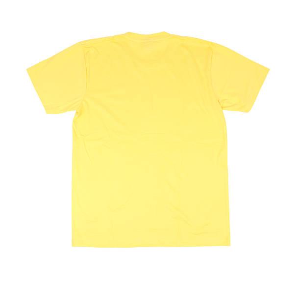 T Shirt Template Stock Photo