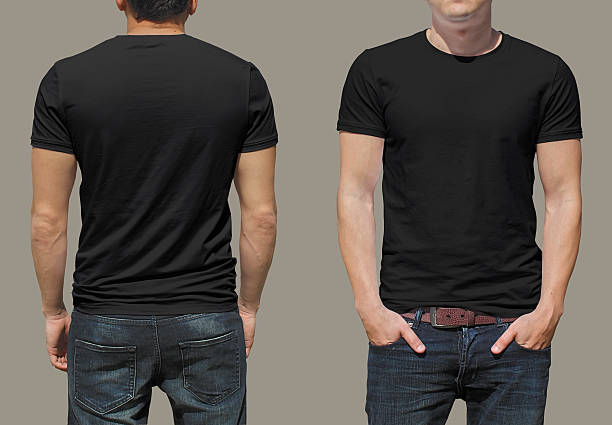Royalty free t shirt pictures images and stock photos for T shirt template with model