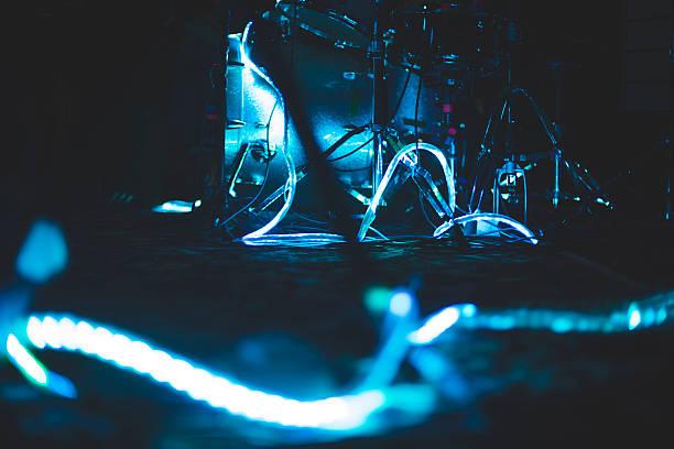 Beleuchtung auf der Bühne – Foto