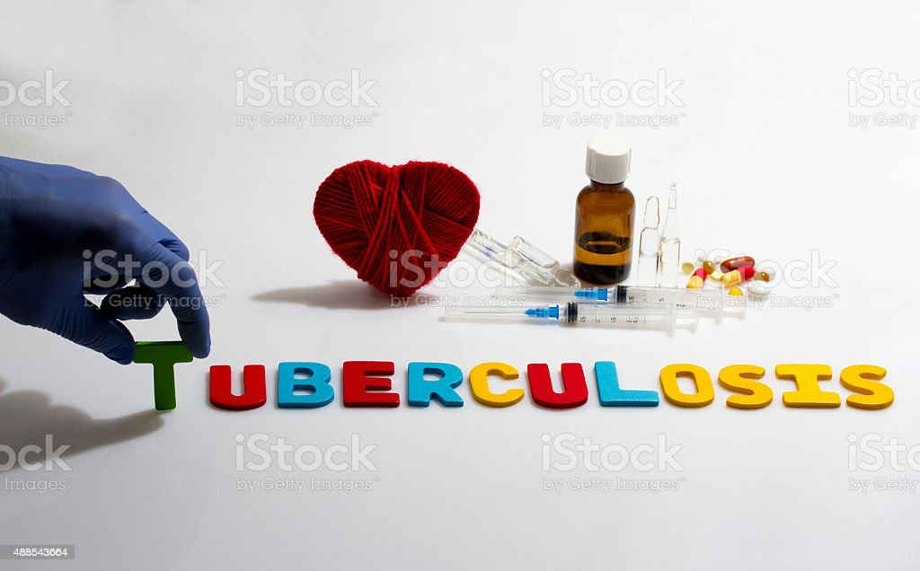 tuberculosis stock photo