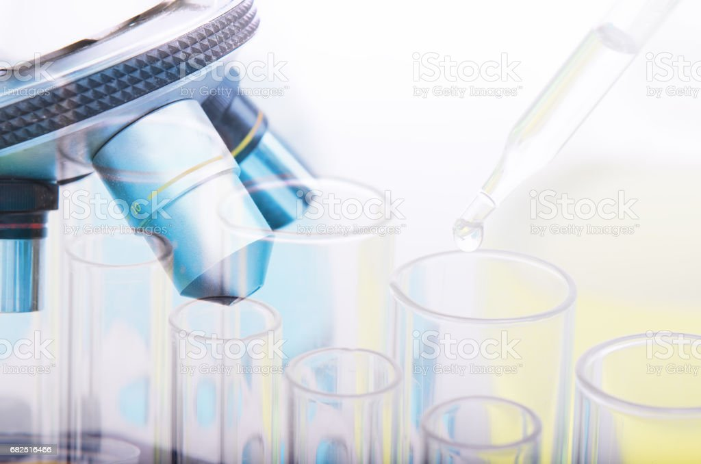 Tubes closeup royalty-free stock photo