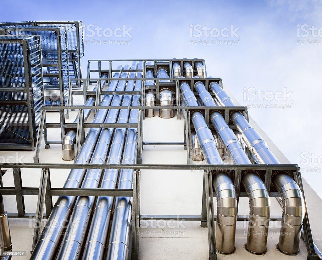 tubes royalty-free stock photo