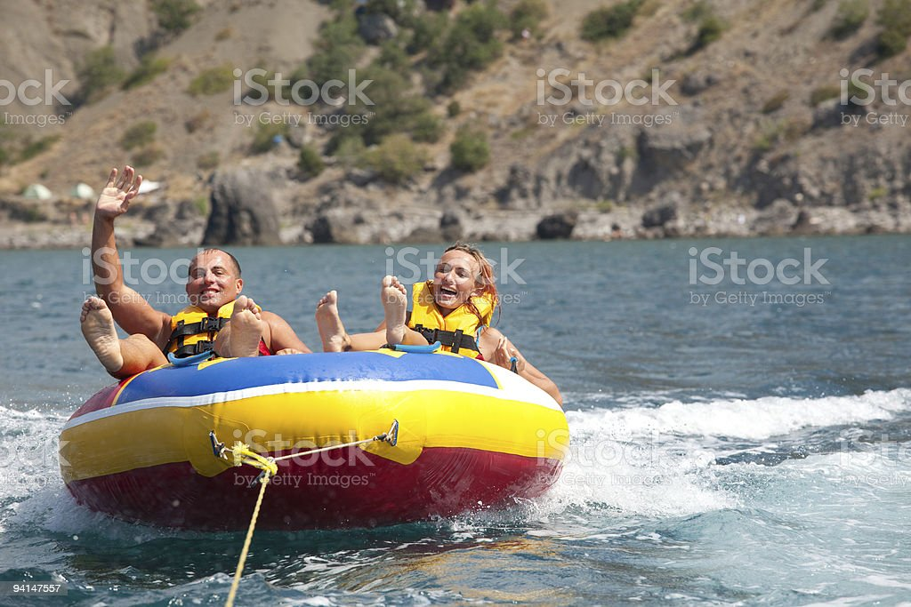 Tubing royalty-free stock photo
