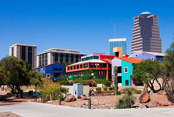 Tucson Arizona stock photo