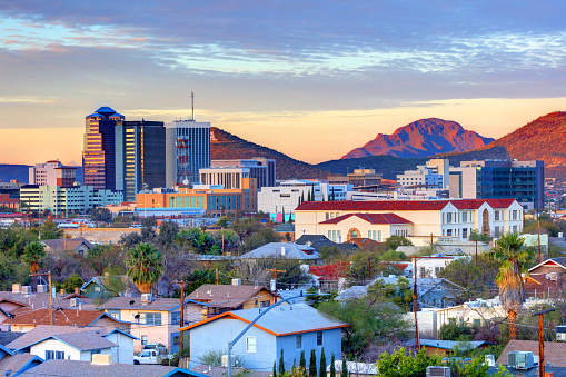 Tucson is a city in and the county seat of Pima County, Arizona, United States